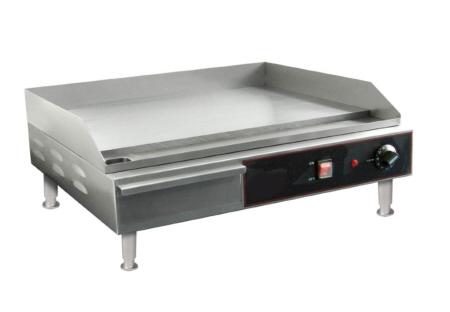 Planchas industriales para hoteles y horeca for Plancha electrica cocina