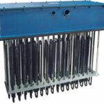 Tubular element duct heaters